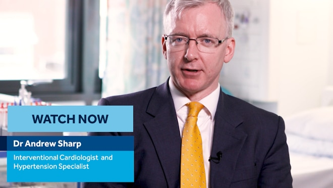 Watch Dr. Andrew Sharp, a renowned physician from the UK, speak about RDN